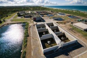 BELMONT WASTE WATER TREATMENT WORKS