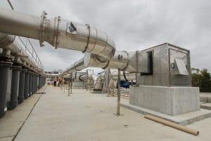 DORA CREEK WASTE WATER TREATMENT WORKS