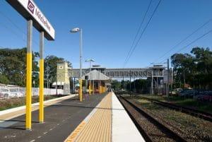 MITCHELTON TRAIN STATION