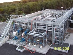 NORTH HEAD RECYCLED WATER PLANT