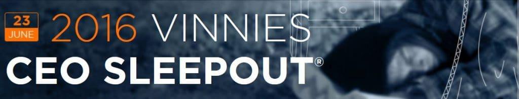 Vinnies Launch Logo