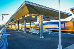 BROADMEADOW STATION UPGRADE