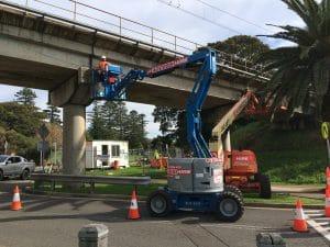 KIAMA RAIL BRIDGE REHABILITATION