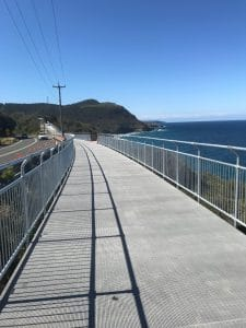 COALCLIFF TO STANWELL FOOTPATH