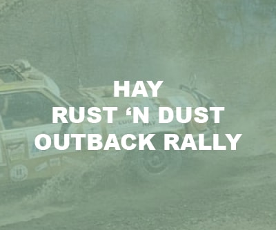 Final Website - Hay Rust 'n Dust Outback Rally