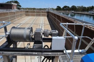 Grahamstown Wastewater Treatment Plant Mechanism