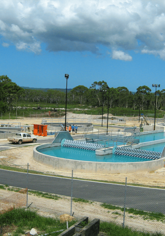 Tin Can Bay and Cooloola WTP